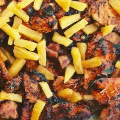 Pineapple BBQ Chicken