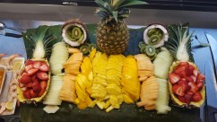 Tropical Fruit Display